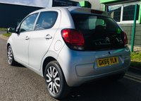USED 2016 66 CITROEN C1 1.0 FEEL 5 DOOR HATCH zero road tax to pay and only 17,000 miles