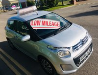 USED 2016 66 CITROEN C1 1.0 FEEL 5 DOOR HATCH zero road tax to pay and only 12,000 miles