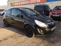 USED 2011 61 VAUXHALL CORSA 1.2 SXI 3d 83 BHP GOT A POOR CREDIT HISTORY * DON'T WORRY * WE CAN HELP * APPLY NOW *