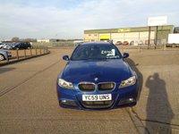 2009 BMW 3 SERIES 2.0 320D M SPORT BUSINESS EDITION TOURING 5d 175 BHP £8795.00