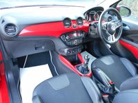 USED 2013 13 VAUXHALL ADAM 1.2 JAM 3d 69 BHP ONLY 1 OWNER FROM NEW