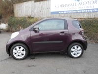 USED 2009 58 TOYOTA IQ 1.0 VVT-I IQ 3d 68 BHP 3 FORMER KEEPERS+GREAT HISTORY
