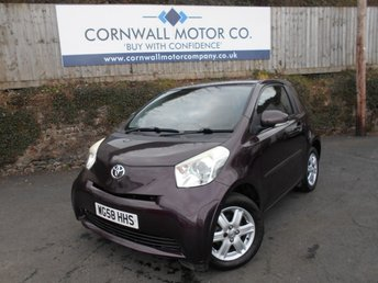 View our TOYOTA IQ