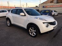 USED 2010 60 NISSAN JUKE 1.6 ACENTA 5d 117 BHP GOT A POOR CREDIT HISTORY * DON'T WORRY * WE CAN HELP * APPLY NOW *