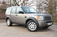 2009 LAND ROVER DISCOVERY 2.7 3 TDV6 GS 5d AUTO 188 BHP £7850.00