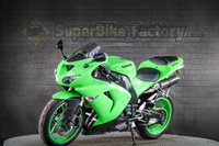 USED 2007 57 KAWASAKI ZX-10R - NATIONWIDE DELIVERY, USED MOTORBIKE. GOOD & BAD CREDIT ACCEPTED, OVER 600+ BIKES IN STOCK