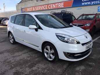 2012 RENAULT GRAND SCENIC 1.5 DYNAMIQUE TOMTOM DCI 5d 110 BHP £6495.00