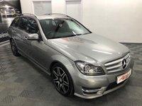 2013 MERCEDES-BENZ C CLASS 2.1 C220 CDI BLUEEFFICIENCY AMG SPORT PLUS 5d AUTO 168 BHP £9750.00