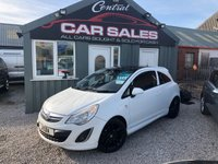 2012 VAUXHALL CORSA 1.2 LIMITED EDITION 3d 83 BHP £4495.00