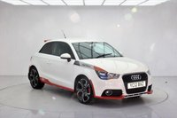 USED 2012 12 AUDI A1 TFSI COMPETITION LINE