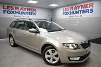 USED 2014 64 SKODA OCTAVIA 1.6 SE BUSINESS GREENLINE III TDI CR 5d 109 BHP Sat Nav, 1 Owner, DAB Radio, Free road tax.