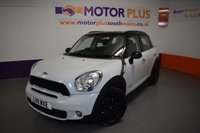 USED 2011 11 MINI COUNTRYMAN 1.6 COOPER S ALL4 5d 184 BHP