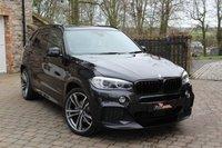 USED 2014 14 BMW X5 3.0 XDRIVE40D M SPORT 5d AUTO 309 BHP Pan Roof, Carbon Kit , Head up display , 360 Camera