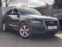 USED 2009 09 AUDI Q5 2.0 TDI QUATTRO SE 5d 168 BHP ++ £0 DEPOSIT AVAILABLE ++