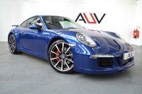 USED 2013 P PORSCHE 911 3.8 CARRERA S PDK 2d AUTO 400 BHP