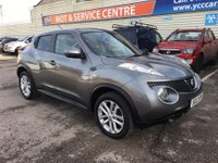 USED 2013 13 NISSAN JUKE 1.5 DCI ACENTA PREMIUM GOT A POOR CREDIT HISTORY * DON'T WORRY * WE CAN HELP * APPLY NOW *