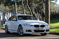 2013 BMW 3 SERIES 328i M SPORT 4d AUTO 245 BHP £16950.00