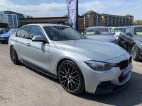2015 BMW 3 SERIES 2.0 320D M SPORT 4d AUTO 188 BHP £16295.00