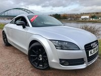 USED 2008 08 AUDI TT 2.0 TFSI 3d 200 BHP **CHEAPEST AUDI TT AROUND**
