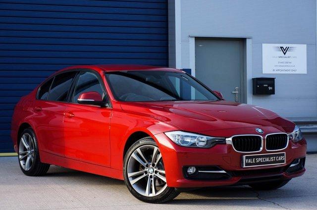 2014 14 BMW 3 SERIES 2.0 320D SPORT 4d 184 BHP