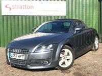 2007 AUDI TT 2.0 TFSI 2d AUTO 200 BHP £SOLD