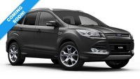 USED 2015 65 FORD KUGA 2.0 TDCI TITANIUM 150 BHP THIS VEHICLE IS AT SITE 2 - TO VIEW CALL US ON 01903 323333