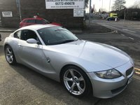 2006 BMW Z4 3.0 Z4 SI SPORT COUPE 2d 262 BHP £SOLD