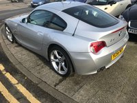 USED 2006 56 BMW Z4 3.0 Z4 SI SPORT COUPE 2d 262 BHP RARE CAR WITH FULL SERVICE HISTORY