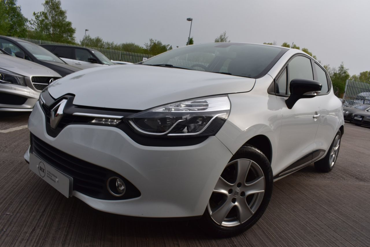 Used RENAULT CLIO for sale