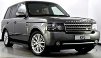 USED 2011 11 LAND ROVER RANGE ROVER 4.4 TD V8 Autobiography 5dr Auto 1 Off Spec, Cost New £89k!