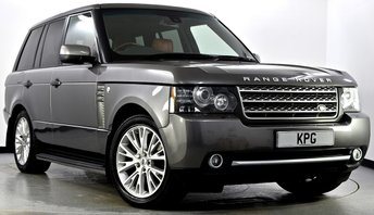 2011 LAND ROVER RANGE ROVER 4.4 TD V8 Autobiography 5dr Auto £24995.00