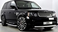 USED 2012 12 LAND ROVER RANGE ROVER SPORT 3.0 SD V6 Autobiography Sport 4X4 5dr Auto [8] Stunning Example, Great Spec +