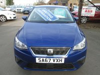 USED 2017 67 SEAT IBIZA 1.0 MPI SE 5d 74 BHP TYRE PRESSURE MONITORING SYSTEM