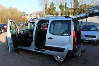 USED 2011 61 CITROEN BERLINGO 1.6 MULTISPACE XTR HDI 5d 110 BHP