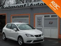 USED 2014 14 SEAT IBIZA 1.4 TOCA 5d 85 BHP 1 Owner, 16 Inch Alloys, Air Conditioning