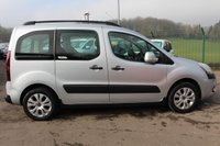 USED 2013 63 CITROEN BERLINGO MULTISPACE 1.6 HDI XTR 5d 112 BHP