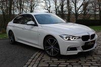 "USED 2016 13 BMW 3 SERIES 2.0 318D M SPORT 4d 148 BHP 19""Alloys, Heated seats, Park Sensors"