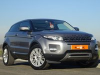 USED 2011 61 LAND ROVER RANGE ROVER EVOQUE 2.2 SD4 PRESTIGE 3d AUTO 190 BHP FSH 1 OWNER FROM NEW VGC FSH