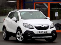 USED 2015 15 VAUXHALL MOKKA 1.6 Exclusiv 5dr * Bluetooth + Cruise Control *