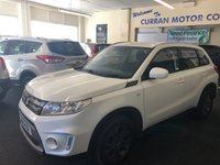 USED 2015 15 SUZUKI VITARA 1.6 SZ4 5d 118 BHP 1 Private Owner from New