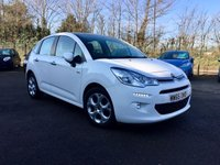 2015 CITROEN C3 1.6 BLUEHDI EXCLUSIVE 5d ONE PRIVATE OWNER FROM NEW  £6250.00