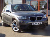USED 2014 64 BMW X1 2.0 sDrive 20d xLine 5dr Step Auto (181) ** Bluetooth + Dual Zone AC **