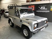 USED 2004 04 LAND ROVER DEFENDER 2.5 90 TD5 COUNTY HARD TOP 120 BHP PLUS VAT