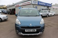 USED 2012 62 PEUGEOT PARTNER 1.6 HDI TEPEE OUTDOOR 5d 92 BHP