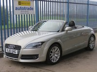 2010 AUDI TT 1.8 TFSI 2d 160 BHP £7695.00