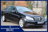 2013 MERCEDES-BENZ C CLASS 2.1 C220 CDI BLUEEFFICIENCY EXECUTIVE SE 4d AUTO 168 BHP £9995.00