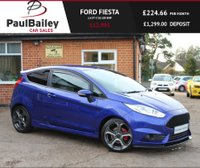 USED 2017 17 FORD FIESTA 1.6 ST-3 3d 180 BHP 1 OWNER! FULL SERVICE HISTORY!