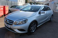 USED 2014 14 MERCEDES-BENZ A-CLASS 1.5 A180 CDI BLUEEFFICIENCY SPORT 5d AUTO 109 BHP