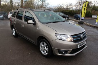 View our DACIA LOGAN MCV