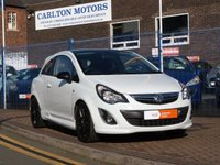 "USED 2012 VAUXHALL CORSA 1.2 LIMITED EDITION 3d  ONE OWNER ~ FULL HISTORY ~ AIR CON ~ 17"" ALLOYS ~ CRUISE CONTROL"